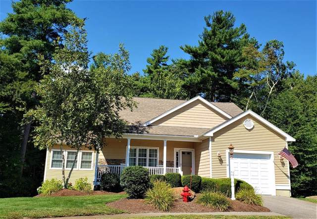 14 Driftwood Lane #14, Rockland, MA 02370 (MLS #72565153) :: Parrott Realty Group