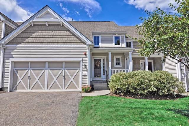 5 Allison Way #5, Natick, MA 01760 (MLS #72565179) :: Exit Realty