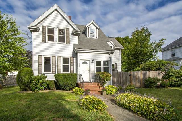 233 West Street, Quincy, MA 02169 (MLS #72565204) :: Anytime Realty
