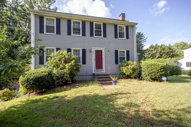 60 Riedell Rd, Douglas, MA 01516 (MLS #72565206) :: Anytime Realty