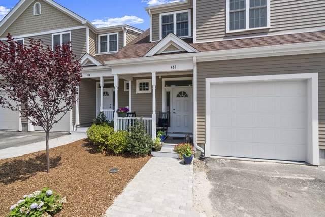70 Endicott Street #1303, Norwood, MA 02062 (MLS #72565220) :: Trust Realty One