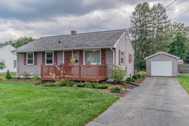 26 Dartmouth St, Agawam, MA 01001 (MLS #72565222) :: Anytime Realty