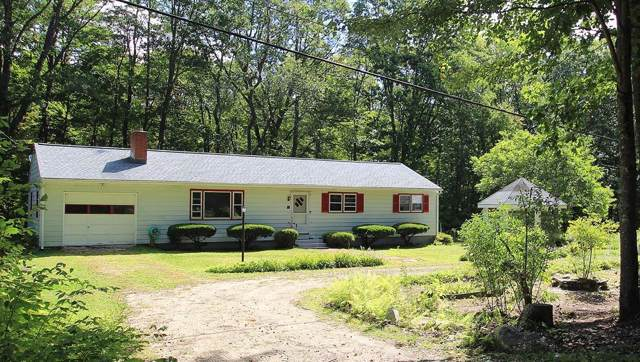 15 West Street, Wendell, MA 01379 (MLS #72565273) :: The Muncey Group