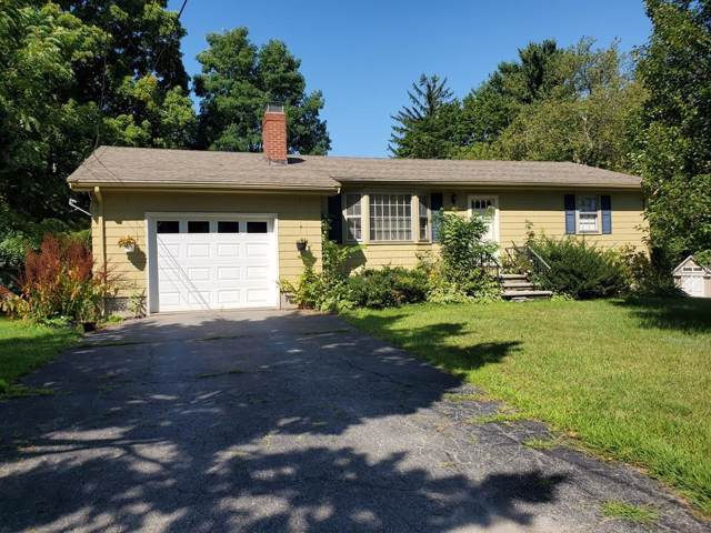 7 Jewett Ter #7, Worcester, MA 01605 (MLS #72565282) :: Anytime Realty