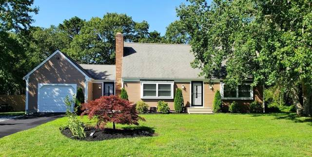 49 Captain Blount Rd, Yarmouth, MA 02664 (MLS #72565327) :: The Muncey Group