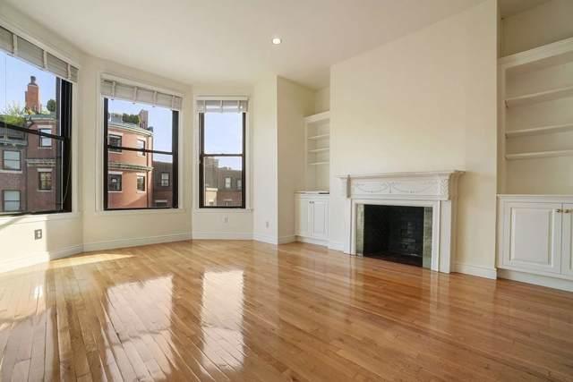 10 Charlesgate East #504, Boston, MA 02215 (MLS #72565356) :: Charlesgate Realty Group