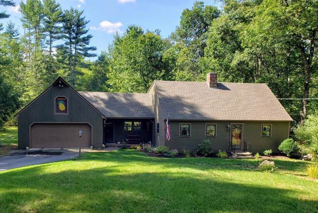 653 Townsend Rd, Groton, MA 01450 (MLS #72565396) :: Exit Realty