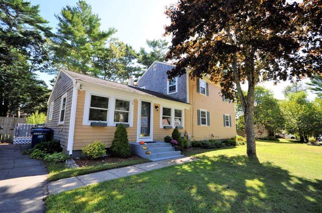25 Nickerson Street, Plymouth, MA 02360 (MLS #72565399) :: Exit Realty