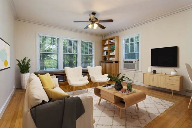 34 Ash Street #204, Cambridge, MA 02138 (MLS #72565404) :: Charlesgate Realty Group