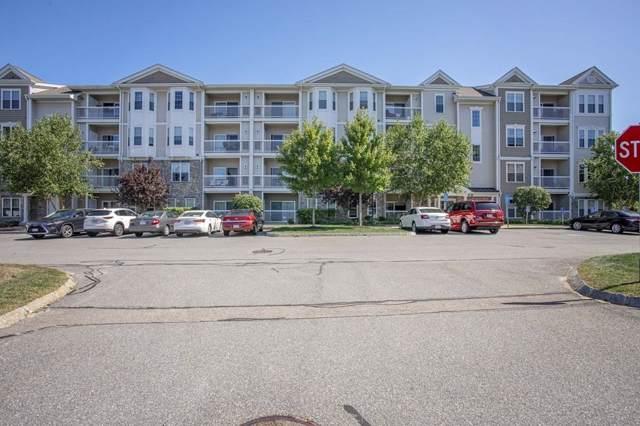 414 John Mahar Hwy A109, Braintree, MA 02184 (MLS #72565420) :: Primary National Residential Brokerage