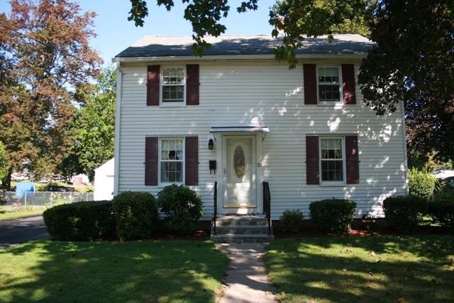 33 Hale Street, West Springfield, MA 01089 (MLS #72565496) :: NRG Real Estate Services, Inc.