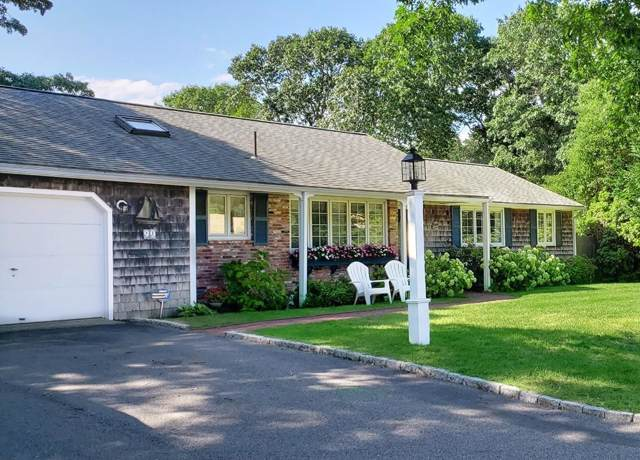 90 Alcott Rd, Falmouth, MA 02536 (MLS #72565626) :: Primary National Residential Brokerage