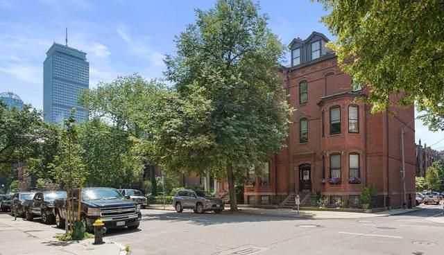1 Fairfield Street, Boston, MA 02116 (MLS #72565637) :: Charlesgate Realty Group