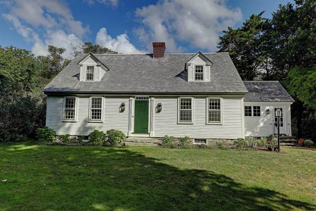 361 Pearse Rd, Swansea, MA 02777 (MLS #72565657) :: The Muncey Group