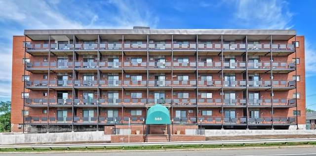 585 Revere Beach Pkwy #104, Revere, MA 02151 (MLS #72565702) :: Exit Realty