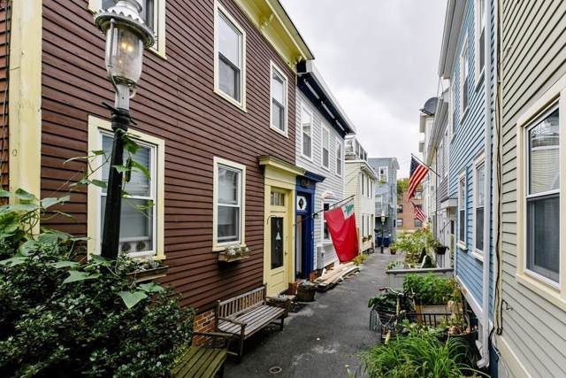 5 Lexington Ave, Boston, MA 02129 (MLS #72565711) :: The Russell Realty Group