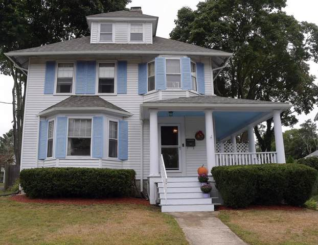 71 Hillcrest Ave, Brockton, MA 02301 (MLS #72565764) :: RE/MAX Vantage