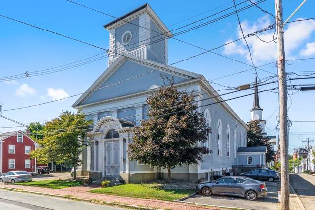 7 Park St #7, Peabody, MA 01960 (MLS #72565881) :: Exit Realty