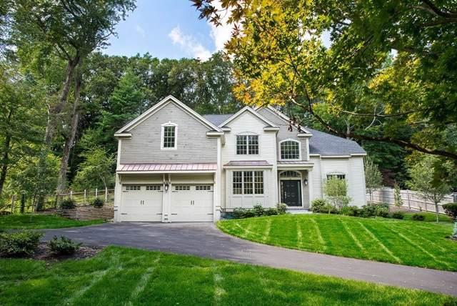 81 Emerson Rd, Wellesley, MA 02481 (MLS #72565938) :: Westcott Properties
