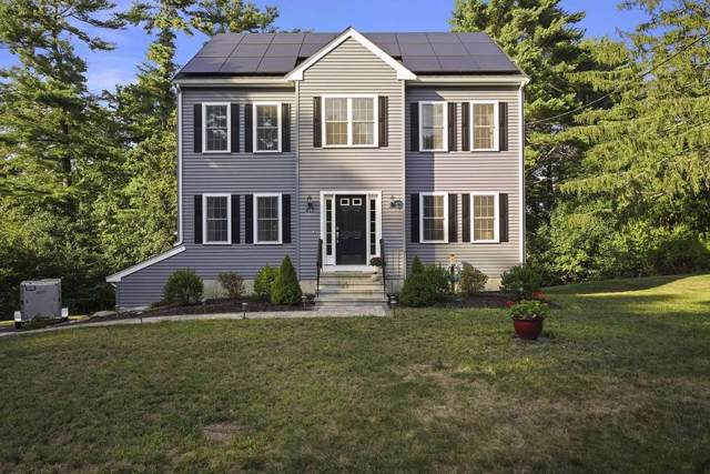 411 Brook St, Hanson, MA 02341 (MLS #72565954) :: The Duffy Home Selling Team