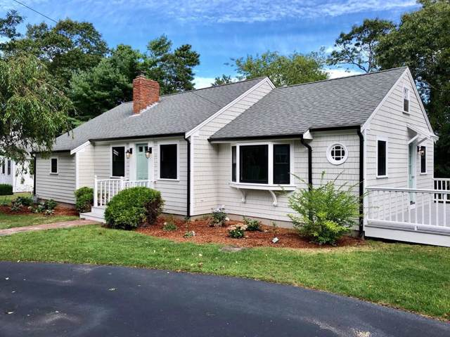 42 Bradford Rd, Yarmouth, MA 02673 (MLS #72566011) :: Vanguard Realty