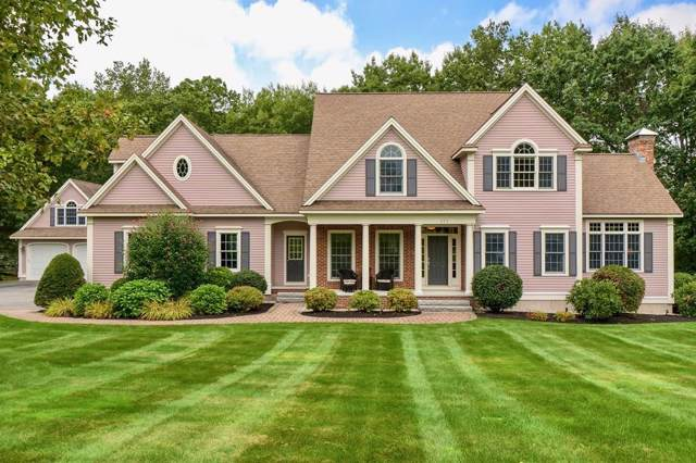 173 Duck Pond Drive, Groton, MA 01450 (MLS #72566038) :: Exit Realty