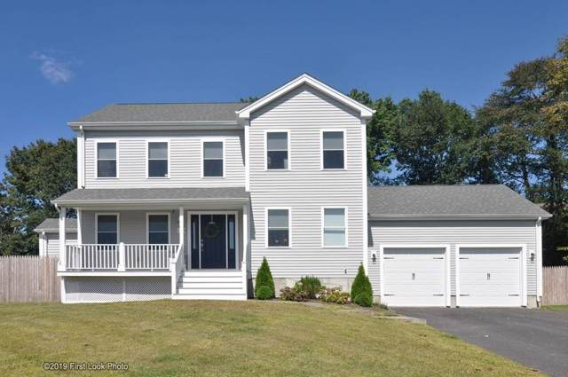 1518 Monteiro Dr, Dighton, MA 02764 (MLS #72566044) :: DNA Realty Group