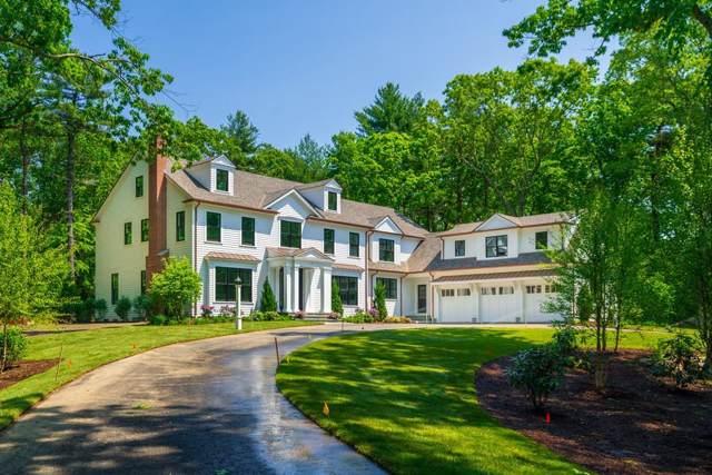 3 Black Oak, Weston, MA 02493 (MLS #72566052) :: Spectrum Real Estate Consultants