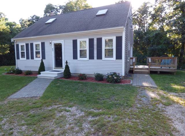 83 Patriot Way, Barnstable, MA 02632 (MLS #72566108) :: Spectrum Real Estate Consultants