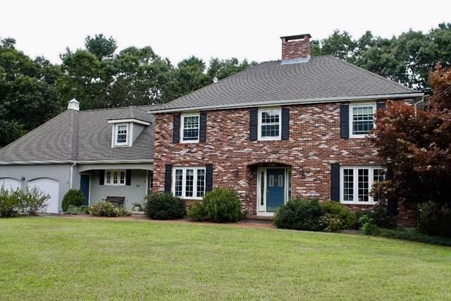 5 Olde Carriage Lane, Franklin, MA 02038 (MLS #72566109) :: Westcott Properties
