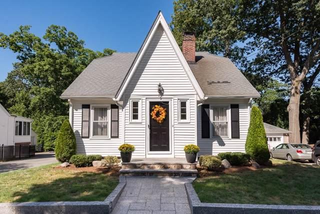 37 Judson St, Braintree, MA 02184 (MLS #72566142) :: Westcott Properties
