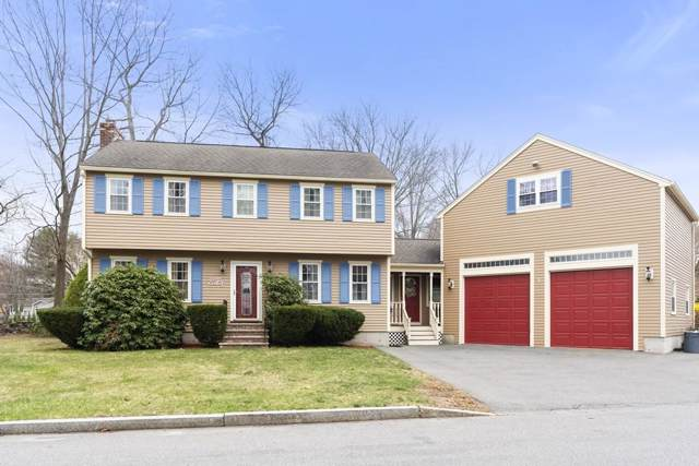 10 Meghann Ln, Lowell, MA 01852 (MLS #72566190) :: Kinlin Grover Real Estate