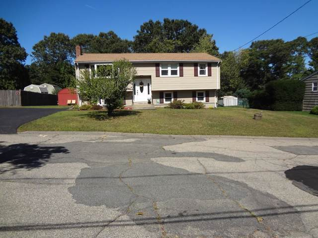 64 Maplewood Drive, Brockton, MA 02302 (MLS #72566200) :: DNA Realty Group