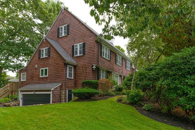 3 Beverly Rd, Swampscott, MA 01907 (MLS #72566209) :: The Gillach Group