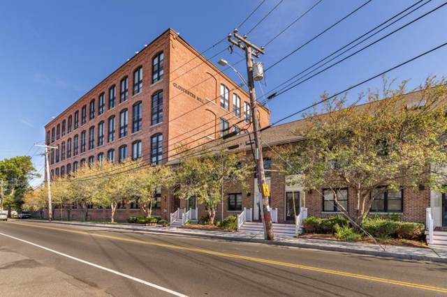 33 Maplewood Avenue #415, Gloucester, MA 01930 (MLS #72566224) :: The Gillach Group