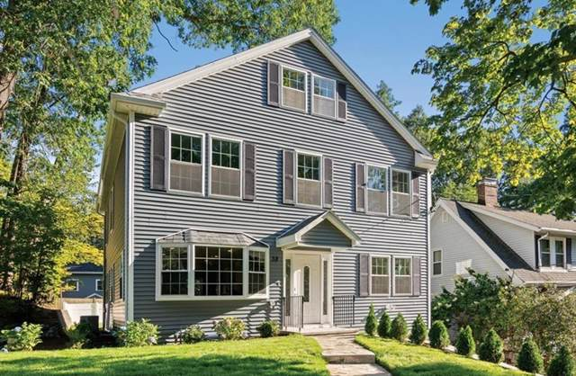 38 Goddard St, Newton, MA 02461 (MLS #72566227) :: Trust Realty One