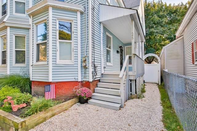 26 Charter Street #26, Newburyport, MA 01950 (MLS #72566231) :: Exit Realty