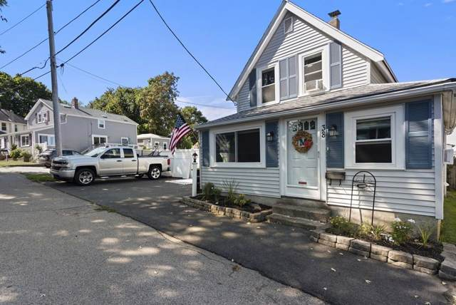 38 Holbrook Road, Weymouth, MA 02191 (MLS #72566240) :: DNA Realty Group
