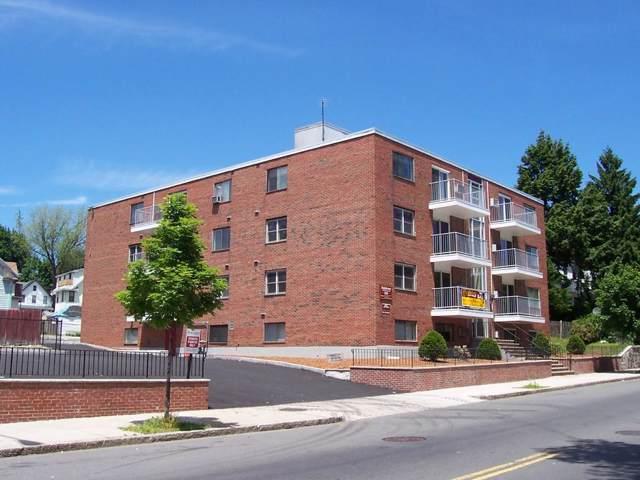 244 Salem Street #21, Malden, MA 02148 (MLS #72566246) :: The Gillach Group