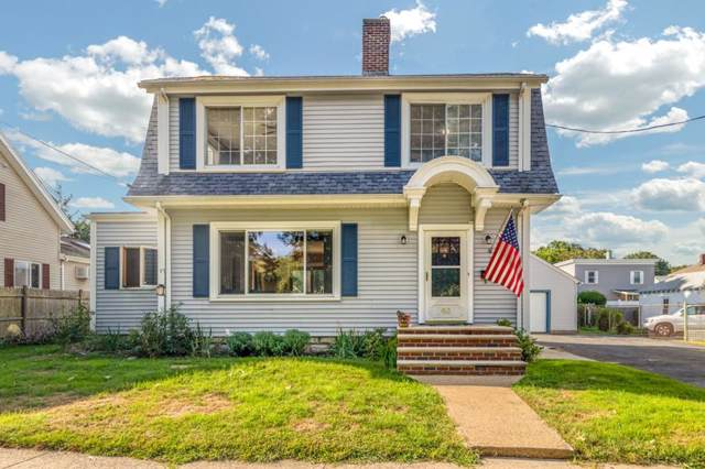 63 Lakeshore Road, Peabody, MA 01960 (MLS #72566247) :: The Gillach Group