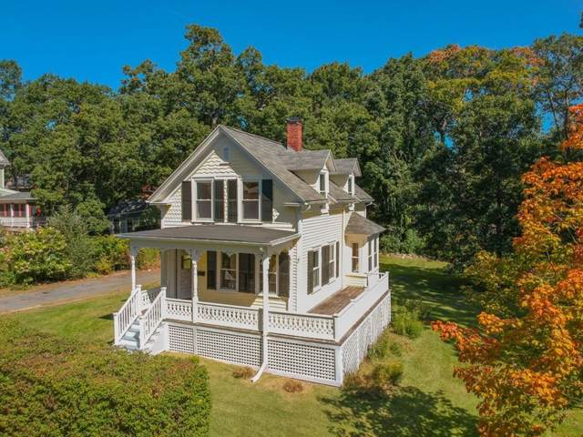 4 Mount Locust Ave, Rockport, MA 01966 (MLS #72566263) :: The Gillach Group