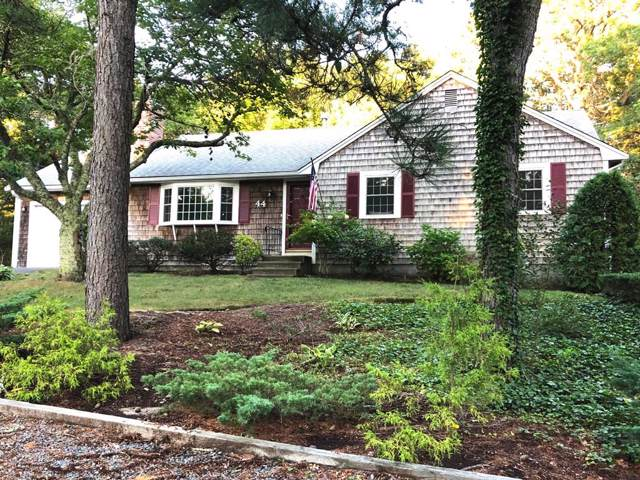 44 Janall Dr, Dennis, MA 02638 (MLS #72566305) :: The Gillach Group