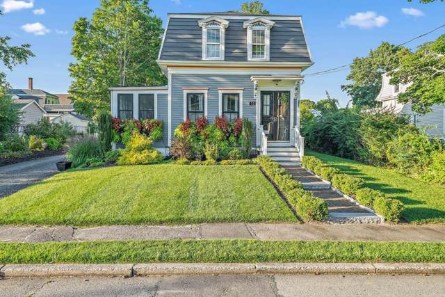 12 Curtis St, Weymouth, MA 02191 (MLS #72566315) :: DNA Realty Group