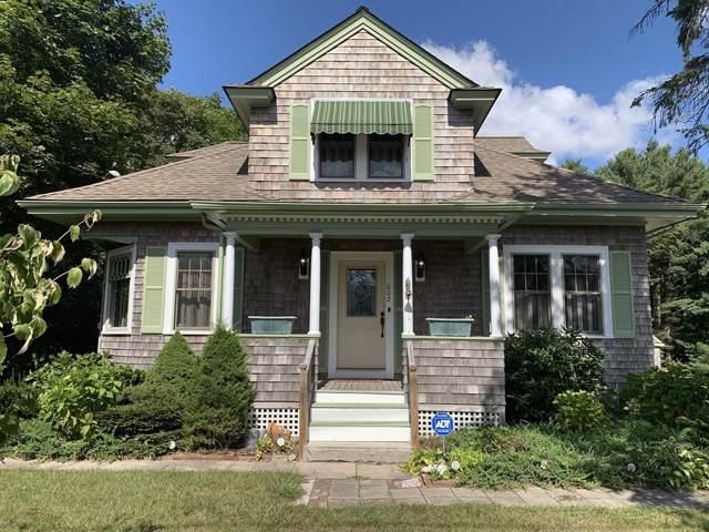 602 Old County Rd, Westport, MA 02790 (MLS #72566333) :: Charlesgate Realty Group