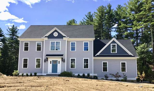 40 Olde Carriage, Douglas, MA 01516 (MLS #72566435) :: Westcott Properties