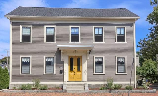 29 Pleasant St #1, Salem, MA 01970 (MLS #72566521) :: Exit Realty