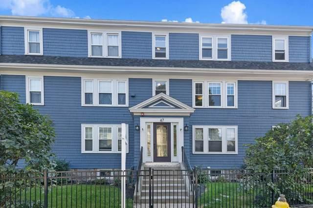 47 Seaverns Ave. #3, Boston, MA 02130 (MLS #72566558) :: Team Patti Brainard