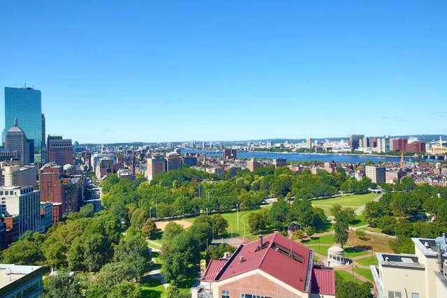 1 Avery 27A, Boston, MA 02111 (MLS #72566660) :: Charlesgate Realty Group