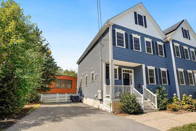 23 Hearn St #1, Watertown, MA 02472 (MLS #72566667) :: Vanguard Realty