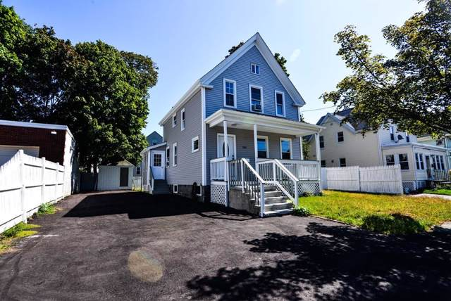 102 Federal Ave, Quincy, MA 02169 (MLS #72566719) :: Trust Realty One